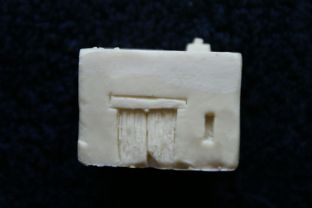 Wargames Tournaments 15mm 15/MB11 North African Small Square Barn